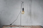 Bordlampe stativ h 71 cm sort - Welike