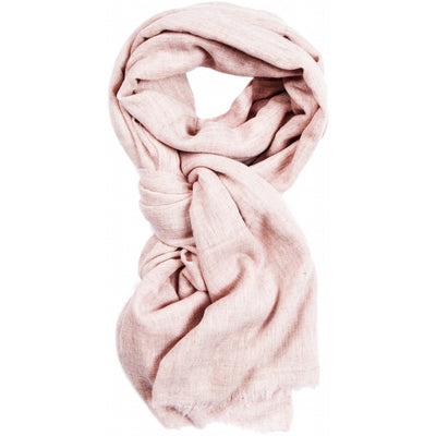 MIE scarf Pale Rose - Welike