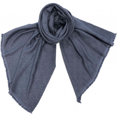 Jackie scarf Dark Grey/Light Grey - Welike