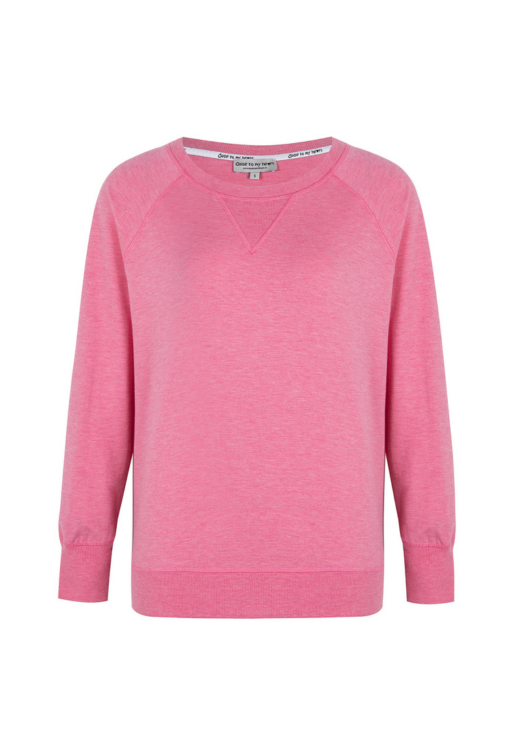 WALLY sweat Pink
