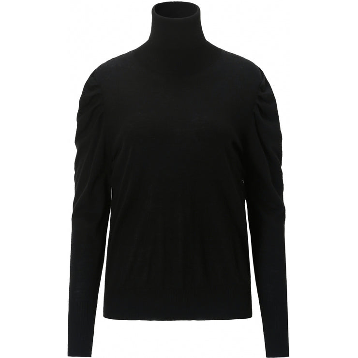 PAIGE turtleneck Black