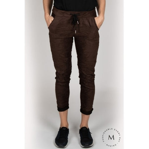 Mazing TUNDRA Velour brown - Welike