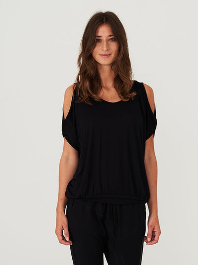 Comfy Copenhagen Topp When I Need You black - Welike
