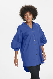 Chilly Blouse Twilight Blue