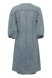 BrookeKB Denim Dress - Welike