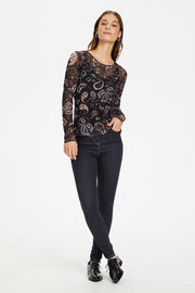 Karen By Simonsen Supply Super Fit Jeans - Welike