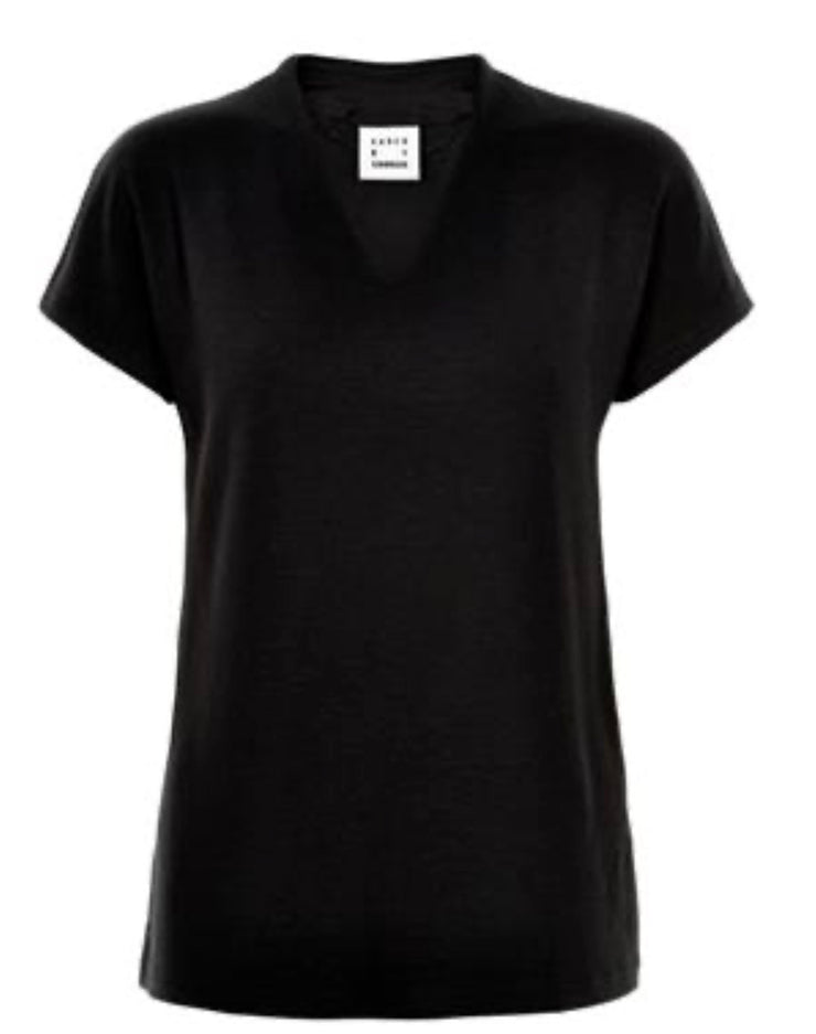 Karen By Simonsen Dandy V- neck - Welike
