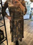 Stine Maxi dress paisley