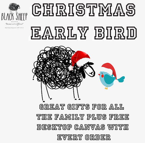 Early Bird Christmas Offer