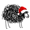 Christmas Black sheep design Black Sheep