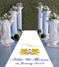 Fell In Love - Wedding Aisle Runner