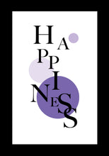 Happiness inspirational Canvas
