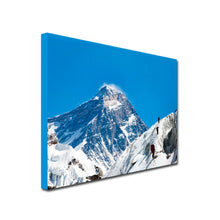 Load image into Gallery viewer, Landscape Art Canvas of Mt Everest