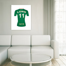 Load image into Gallery viewer, Republic of Ireland National Football Team Personalised Football Shirt Canvas