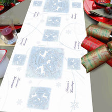 Load image into Gallery viewer, christmas table runner non personalised tabe decoration