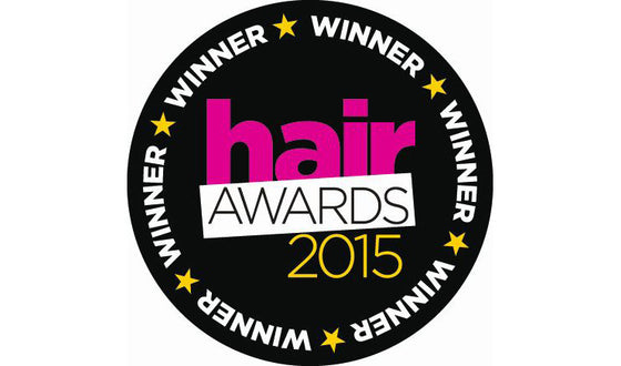 KeraStraight's Shampoo & Conditioner Win at the Hair Awards!