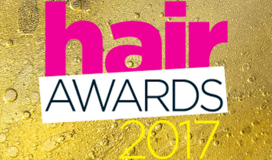 A third time's a charm! Finalists in The Hair Awards 2017
