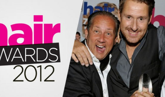 KeraStraight Sponsors The Hair Awards