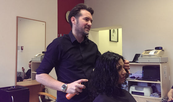 KeraStraight Salon of the Month : Nicholas Mark Hairdressing