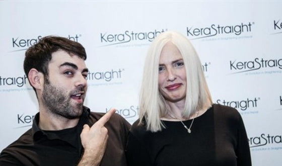 KeraStraight at Salon International 2012