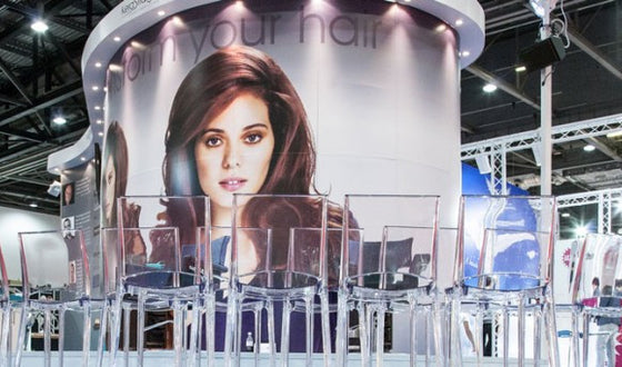 KeraStraight At Salon International 2013