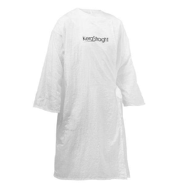 KeraStraight Trilobal Crinkle Nylon Hairdressing Gown