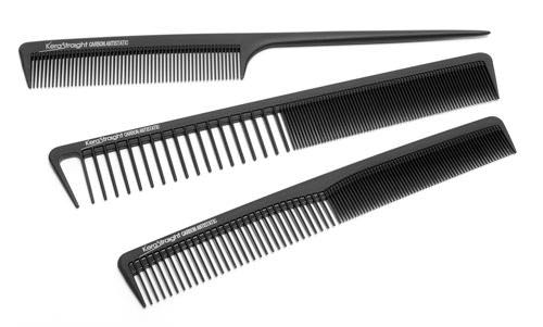 Carbon Comb Set