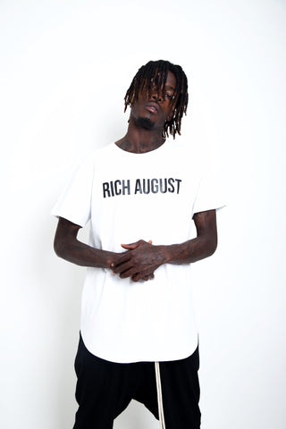 All Star August Tee - Stone White