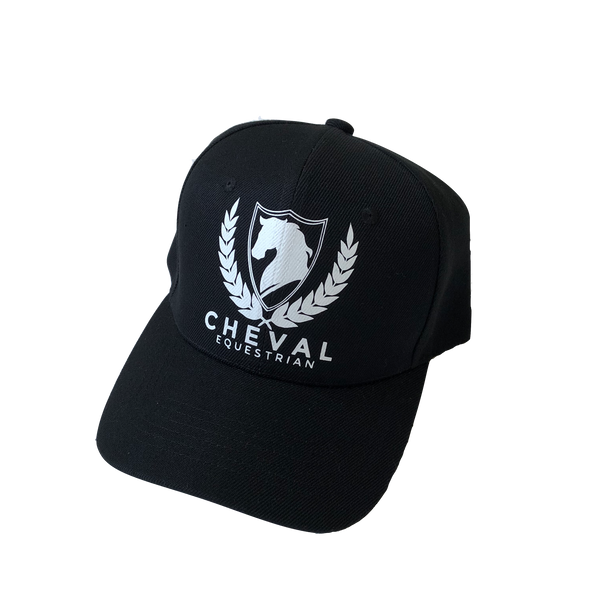 English Logo Cap - Cheval Equestrian