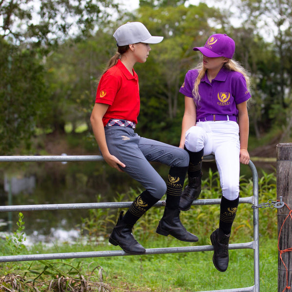Basic Babe English Polo - Cheval Equestrian