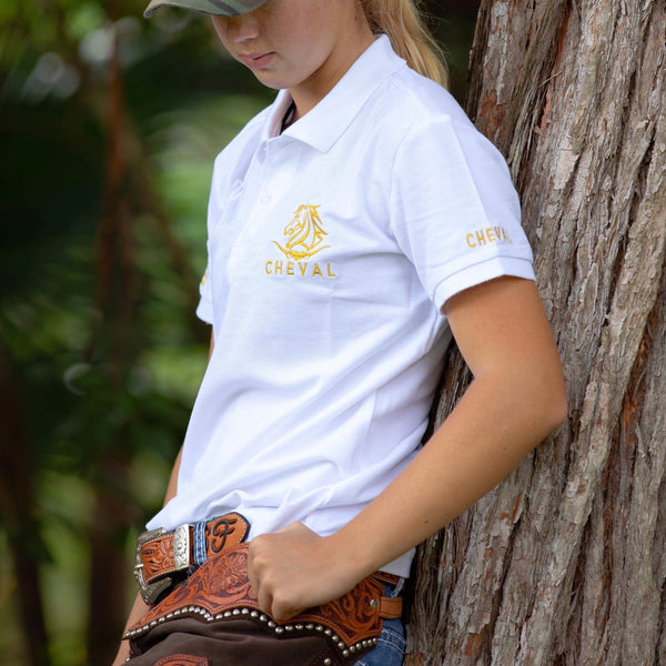 BASIC BABE WESTERN POLO - Cheval Equestrian