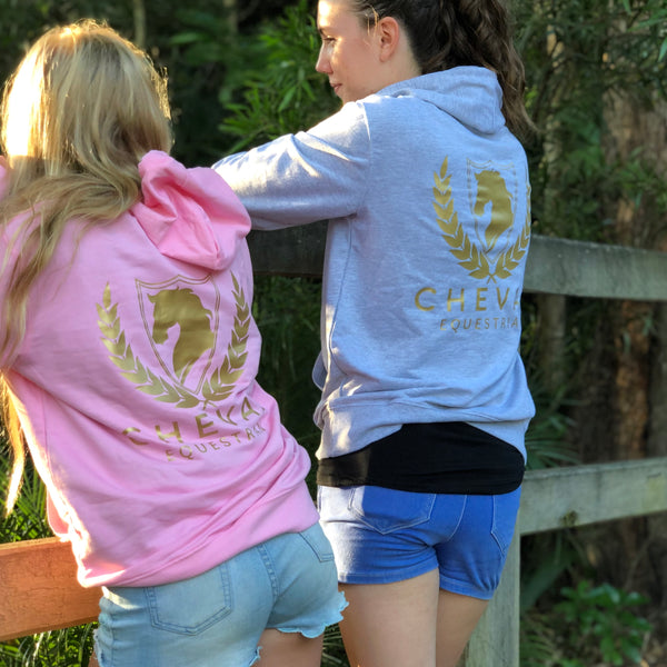 Represent English Hoodie - Cheval Equestrian
