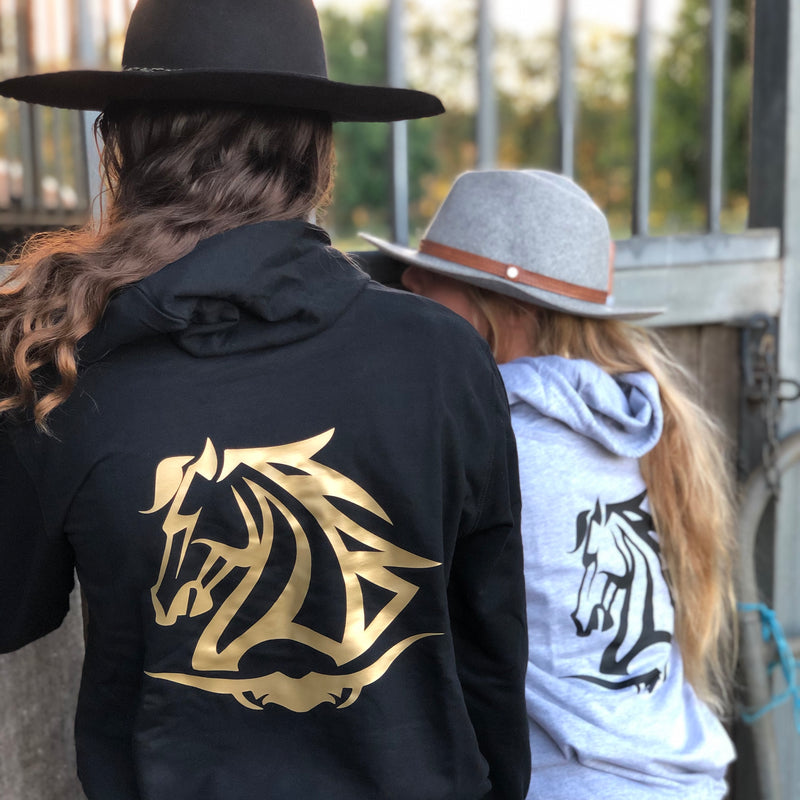 Represent Western Hoodie - Cheval Equestrian