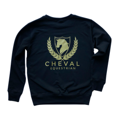 English Logo Pullover Jumper - Cheval Equestrian