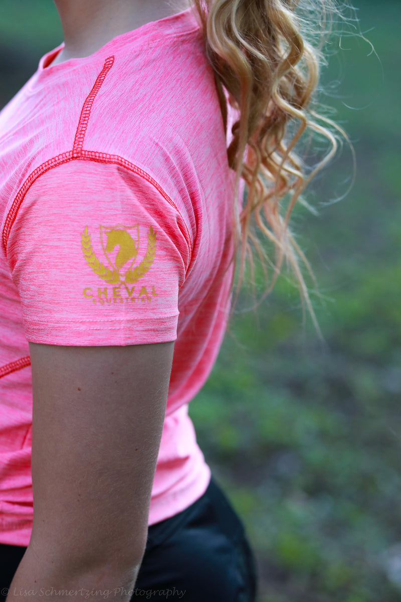 Kids Everyday Sport Top - Cheval Equestrian