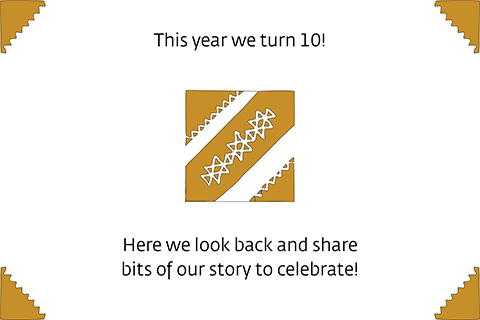 This year Zeri Crafts turns 10!