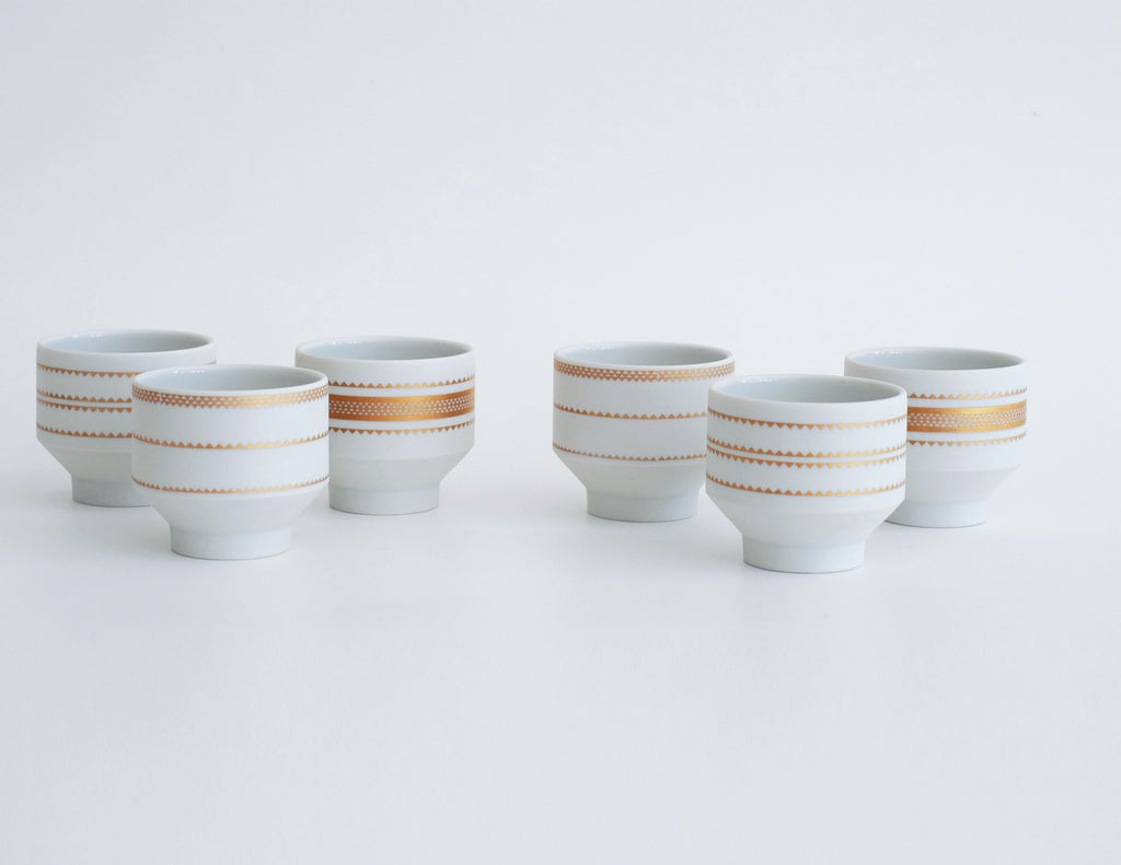 Qahwa coffee cups