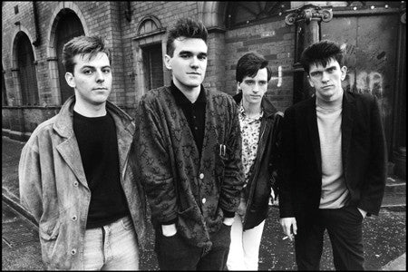 Stephen Wright - The Smiths - Salford Lads Club 1985 No.4