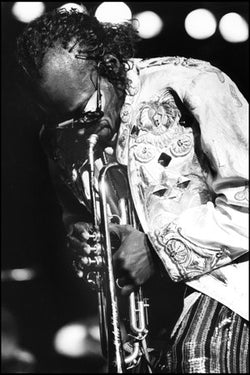 Stephen Wright - Miles Davis - London 1986