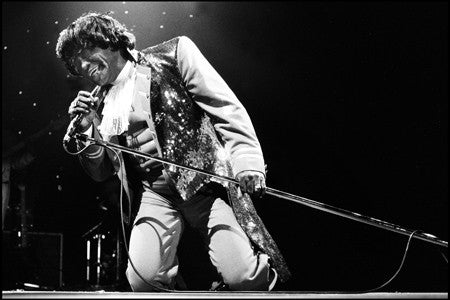 Stephen Wright - James Brown - Wembley 1991