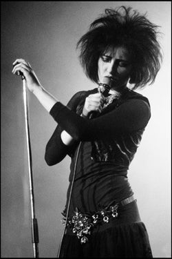 Stephen Wright - Siouxsie - Preston 1985