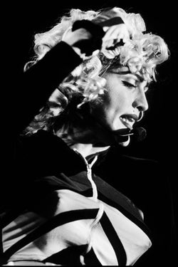 Stephen Wright - Madonna - Wembley Stadium Blonde Ambition Tour 1990