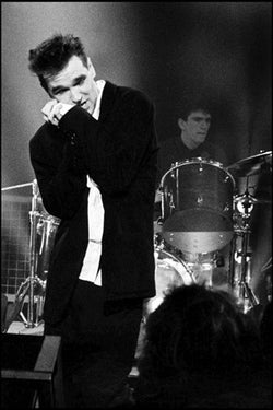 Stephen Wright - Morrissey - BBC Manchester 1985