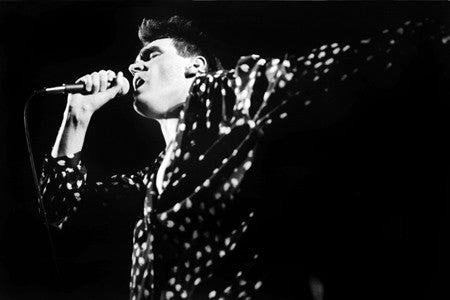 Stephen Wright - Morrissey - Manchester Palace Theatre 1985