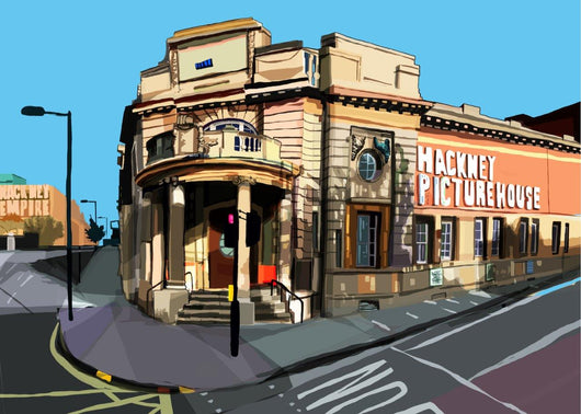 Hackney Picturehouse - tomARTacus