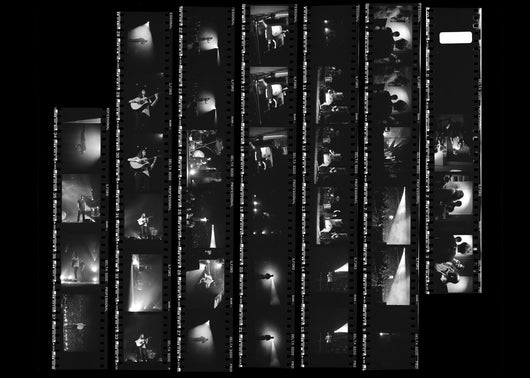 Louis Lander Deacon - Imagine Dragons contact sheet No 3