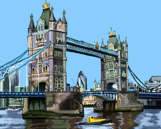 Tower Bridge - tomARTacus