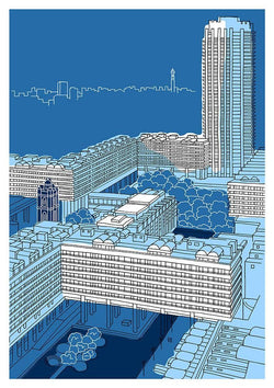 Blue Barbican - Jane Smith