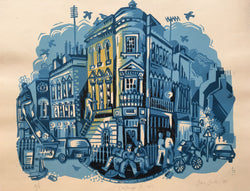 Calthorpe Street WC1 - Jane Smith (Signed by the artist)