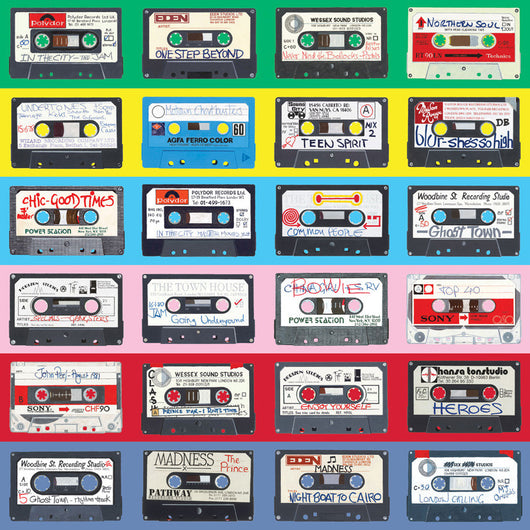 Multicassette (Stripe) Horace Panter